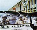 Indonesian police on patrol, Sekilas Lintas Kepolisian Republik Indonesia, p39.jpg