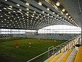 Indoor pitch, Toryglen Regional Football Centre (geograph 5699176).jpg