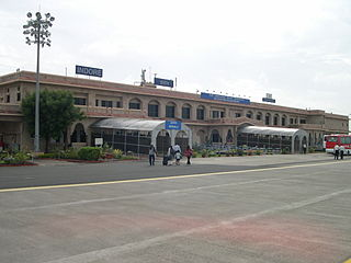 Devi Ahilya Bai Holkar Airport Airport of India