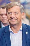 Informal meeting of ministers for foreign affairs (Gymnich). Arrivals Karl Viktor Erjavec (36956301561) (cropped).jpg