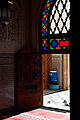 Inside of a mosque in Fes (5365055406).jpg