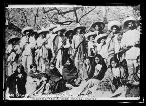 Anexo Cronología De La Revolución Mexicana Wikipedia La
