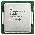 Intel CPU Core i7 6700K Skylake top.jpg