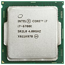 Intel CPU Core i7 6700K