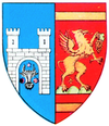Coat of arms of Târnava-Mică