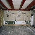 Interieur, hoofdhuis, opkamer, muurschildering - 20000760 - RCE.jpg