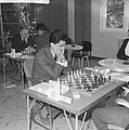 Internationaal Schaaktoernooi in Zevenaar. Matanovitch, Bestanddeelnr 913-1232.jpg