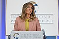 International Women of Courage Awards Melania Trump.jpg