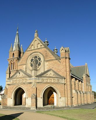 Inverell - Uniting Church, Inverell