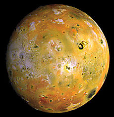 Io, moon of Jupiter, NASA
