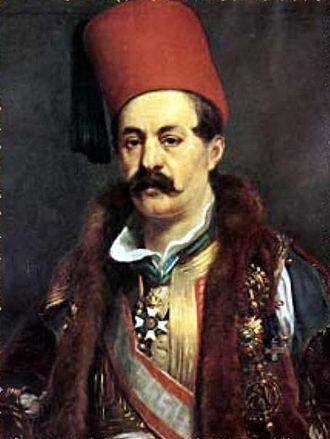 Ioannis Kolettis - Image: Ioannis Kolettis