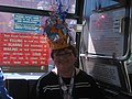 Iowa Delegate Nancy Bobo Wears A Traditional Convention Hat (2803604543).jpg