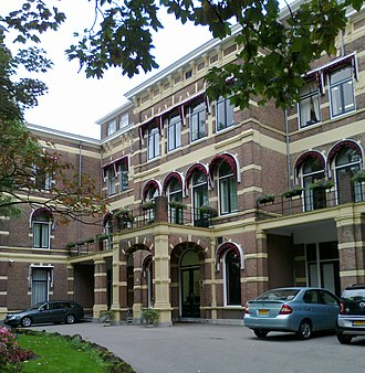 Iran–United States Claims Tribunal - Building of the IUSCT in The Hague