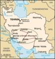 Iran map South Persia Rifles operations.png