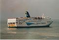 Irish Ferries vessel MV Normandy leaving Rosslare August 1999 - Flickr - D464-Darren Hall.jpg
