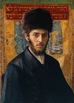 Isidor Kaufmann Young Rabbi from N.jpg