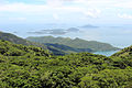 Island from Tian Tan Buddha.JPG