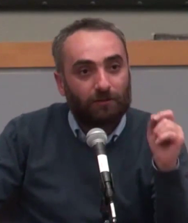 İsmail Saymaz Turkish journalist