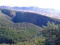 Isona i Conca Dellà. Isona. Tossal de la Pinyella, Serrat de la Font del Poble i Barranc de Ferruat.JPG