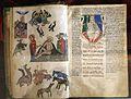 Italia centrale, biblia sacra con glosse (giobbe), 1175-1200 ca. pluteo 7 dex 11, 01.jpg