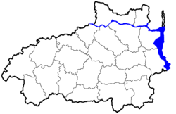 Vitsjuga is located in Ivanovo oblast
