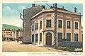 Izieux, la nouvelle Poste, vers 1930.jpg