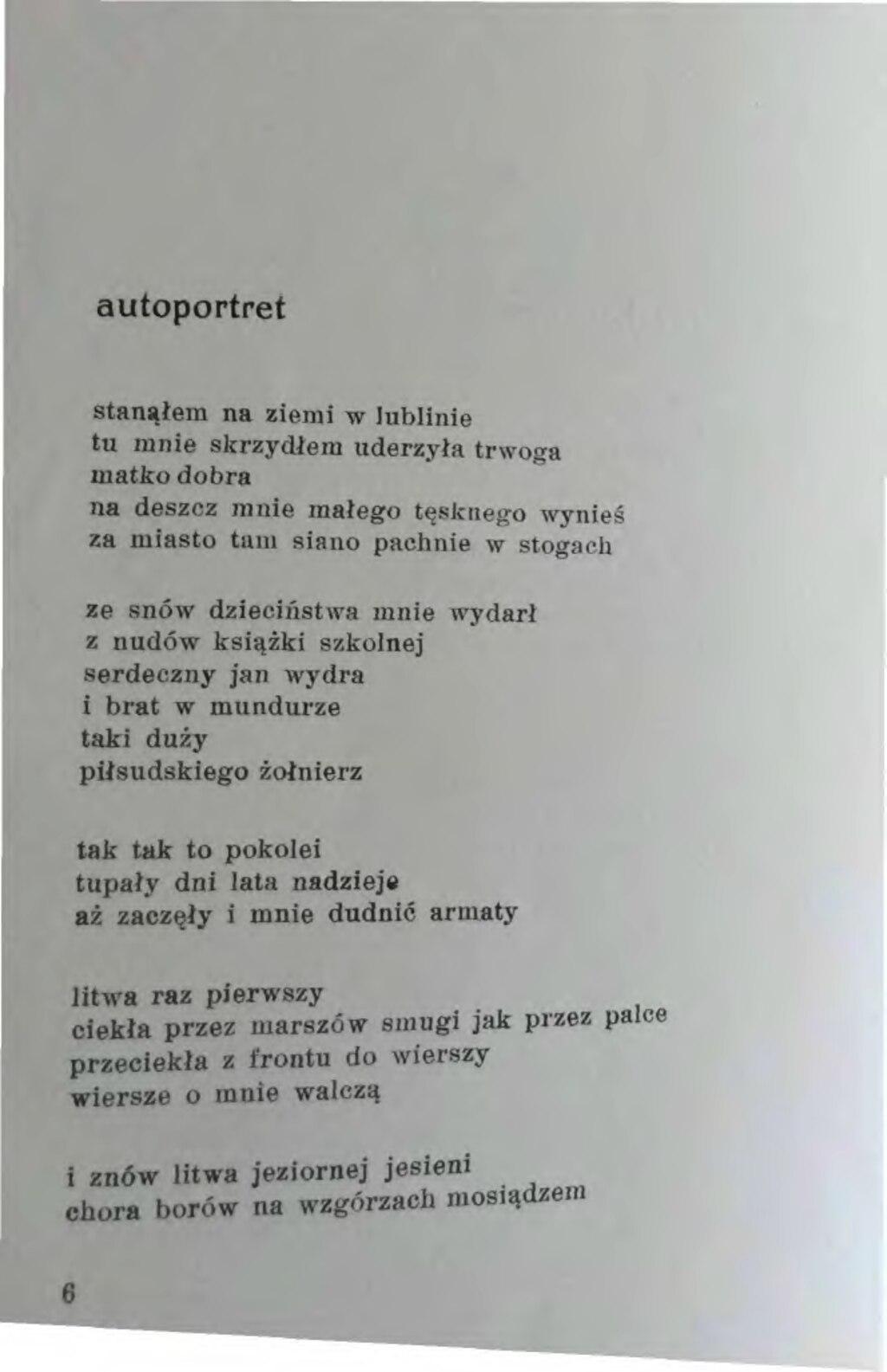 Stronajózef Czechowicz Z Błyskawicydjvu10 Wikiźródła