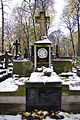 Józef Korzeniowski (grób).JPG