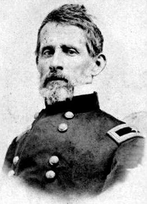 Jacob Ammen - Jacob Ammen photo taken between 1861 and 1865