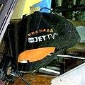 JET TV black baseball cap 20150420.jpg
