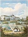 JH Renz - Königlich-Würtembergisches Land- und Forstwirthschaftliches Institut Hohenheim (kol Litho 1845) oR.jpg