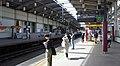 JR Chuo-Main-Line Musashi-Sakai Station Platform.jpg