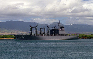 JS Towada departs Pearl Harbor, -1 Jul. 1990 a.jpg