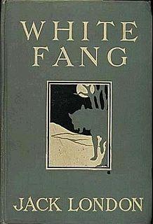 <i>White Fang</i> novel by Jack London