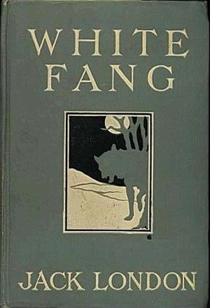 White Fang - First edition cover
