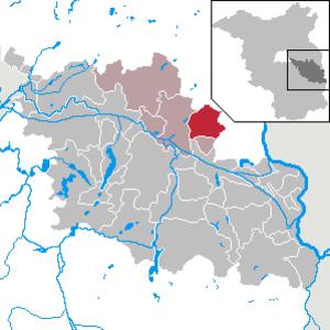 Jacobsdorf - Image: Jacobsdorf in LOS
