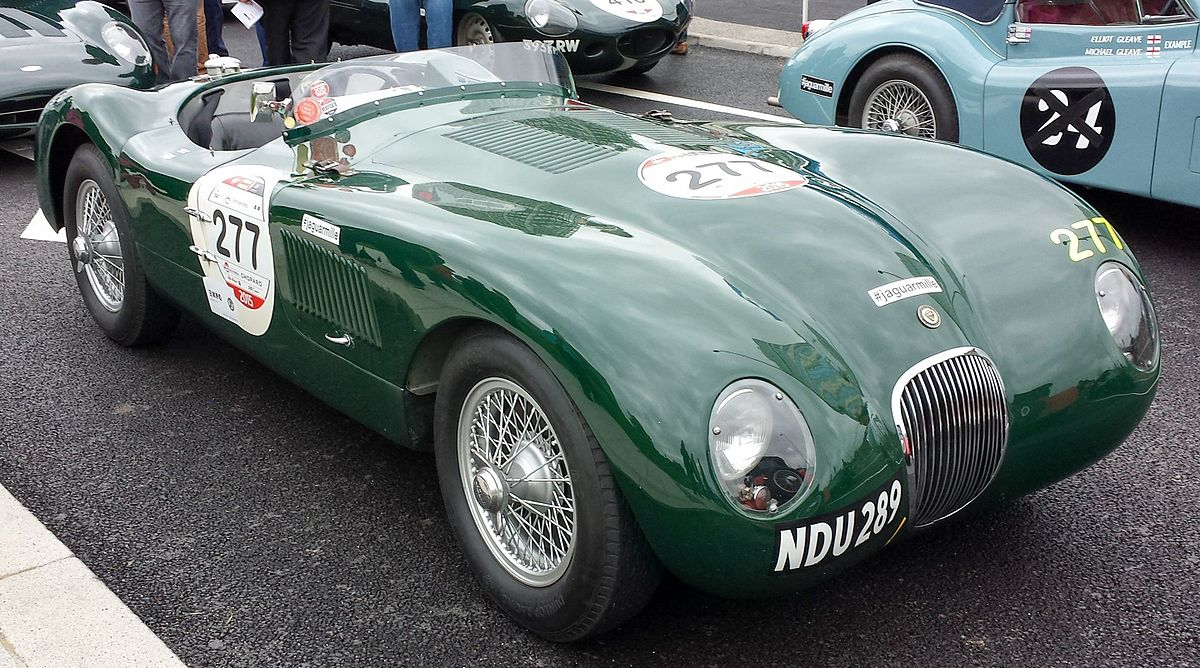 Jaguar jaguar c : Jaguar C-type – Wikipedia