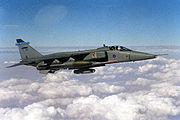 Jaguar GR3 6Sqn RAF 2000