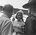 Jamboree 1963 te Marathon Griekenland Close-up prinses Anne Marie, Bestanddeelnr 915-4230.jpg