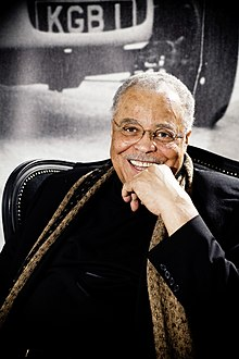 James Earl Jones v roce 2010