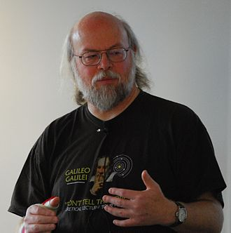 James Gosling - Image: James Gosling 2008