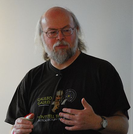James Gosling, the creator of Java, in 2008 James Gosling 2008.jpg