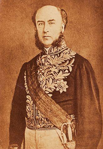 James Loudon (politician) - James Loudon in 1875