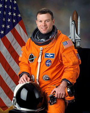 James M. Kelly (astronaut) - Image: James m kelly