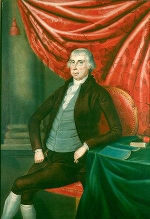 James Madison Sr. - Image: James madison sr