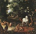 Jan Brueghel (I) - The Original Sin (detail) - WGA3566.jpg