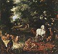Jan Brueghel (I) - The Original Sin (detail) - WGA3566.jpg