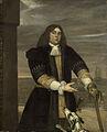 Jan van Gelder (1647-73). Kapitein ter zee, stiefzoon van Michiel Adriaensz de Ruyter Rijksmuseum SK-A-1661.jpeg
