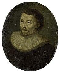 Portrait of Jan van der Rosieren (born 1581)