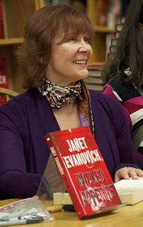 Janet Evanovich American writer
